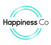 Happiness Co logo | SILVER LINING & CO