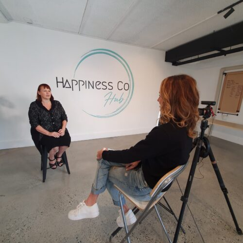 Happiness Co Hub interview with Cassie Siver - lady boss   SILVER LINING & CO